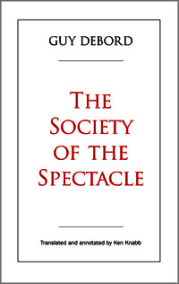Cover: Society of the Spectacle